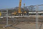 ogrodzenie budowlane panelowe