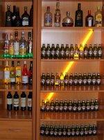 półka na alkohol